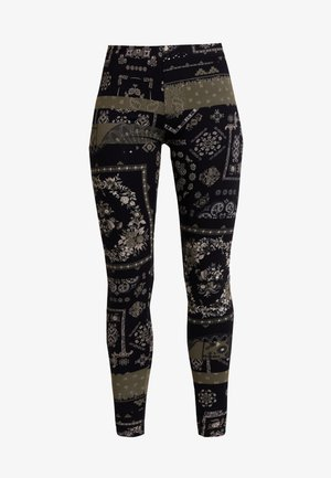SERENNA - Leggings - Trousers - gris alquitran