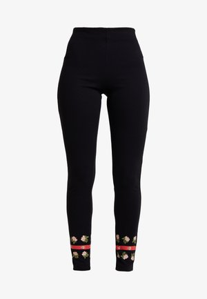 PANT AMANDA - Leggings - Trousers - black