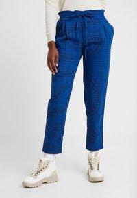 Desigual - PANT TURIN - Broek - royal blue - 0