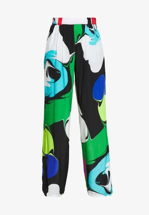 DESIGNED BY MR. CHRISTIAN LACROIX PANT FENIX - Kalhoty - multicoloured