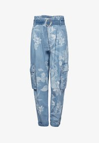 Desigual - DENIM_ALBIWON - Jeans slim fit - blue - 4