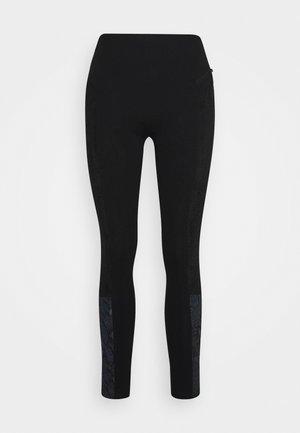 PANT SNAKE LADY - Legging - black