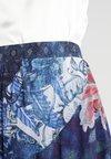 Desigual - NALA - A-line skirt - blue