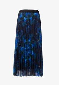 Desigual - KENCY - Jupe trapèze - blue - 4