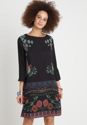 KRAMER - Day dress - black
