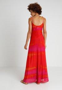 Desigual - MARCELA - Robe longue - red - 2