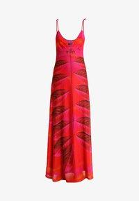 Desigual - MARCELA - Robe longue - red - 4