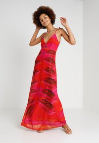 Desigual - MARCELA - Robe longue - red - 0