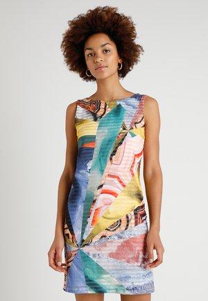 MINERVA - Vestido ligero - multicoloured