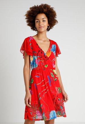 MIRANDA - Robe d'été - red