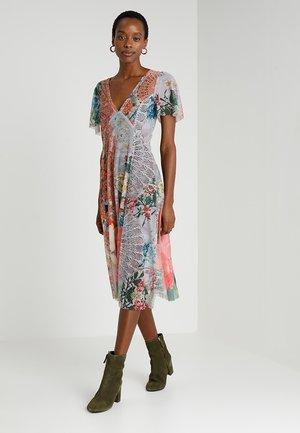 DARIA - Korte jurk - multicoloured