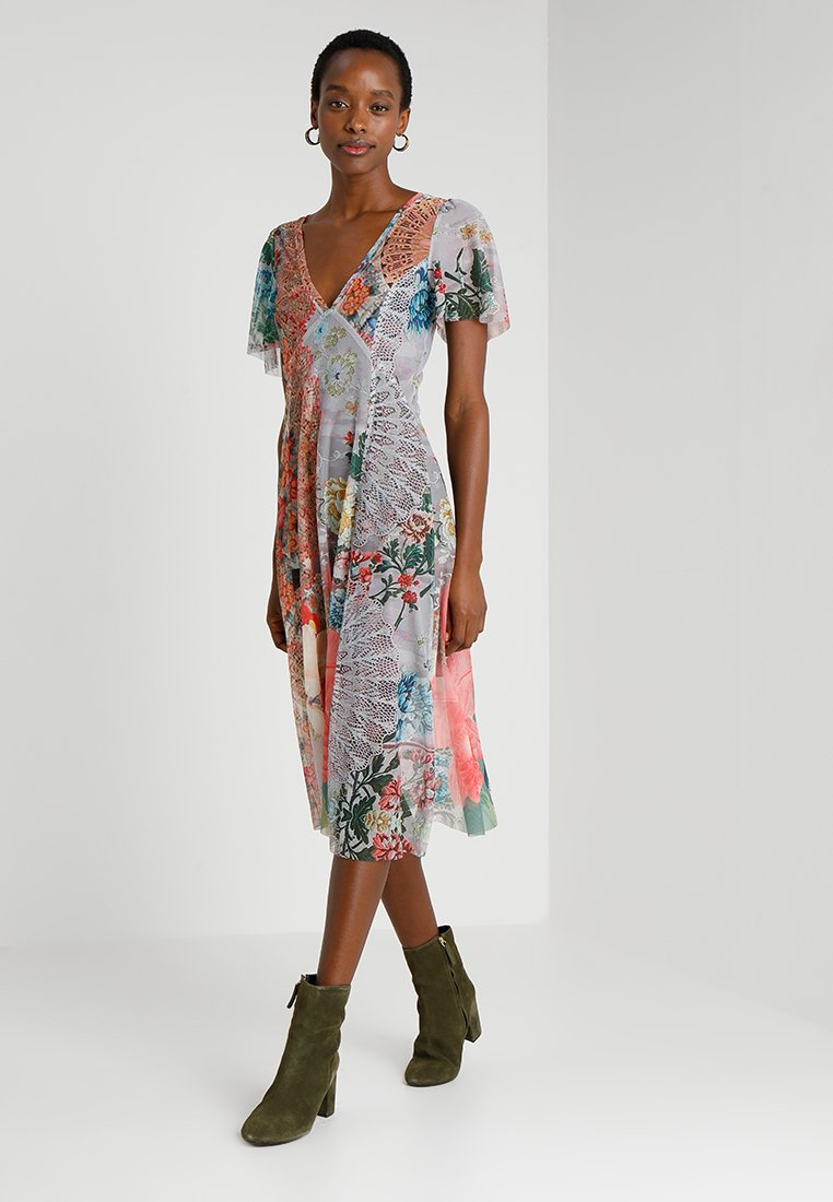 Desigual - DARIA - Robe d'été - multicoloured