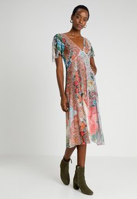 Desigual - DARIA - Robe d'été - multicoloured - 1