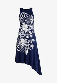 Desigual - VEST WAKIUT - Maxi dress - blue - 4