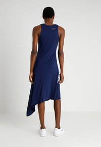 Desigual - VEST WAKIUT - Maxi dress - blue - 2