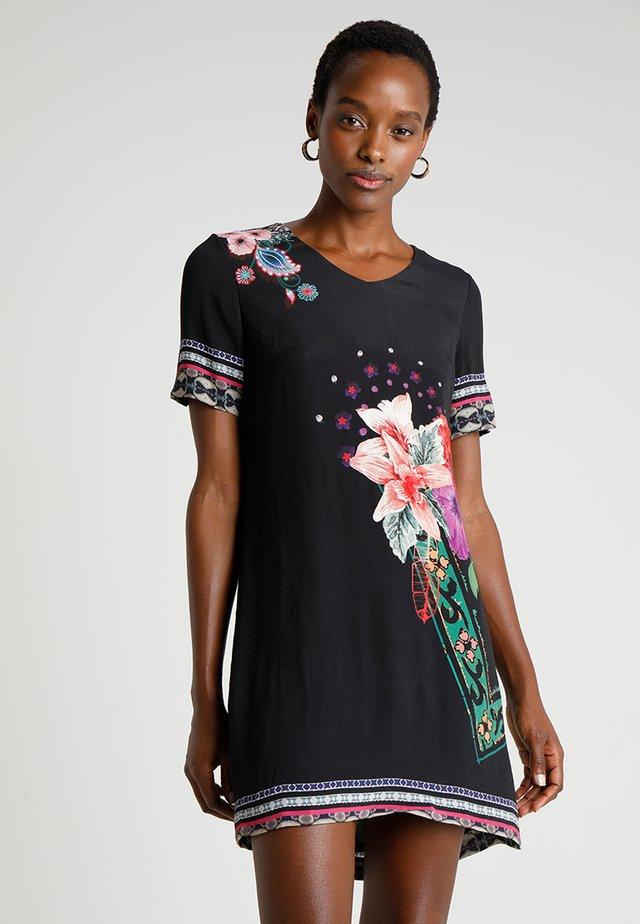 BARTA - Vestido informal - black