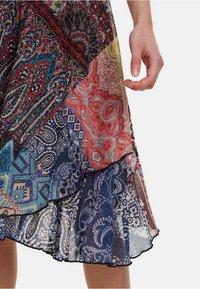 Desigual - Korte jurk - multicolor - 3