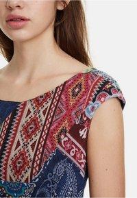 Desigual - Korte jurk - multicolor - 4