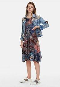 Desigual - Korte jurk - multicolor - 1