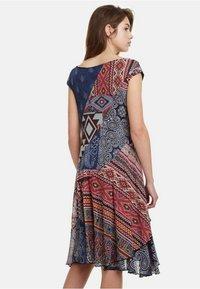 Desigual - Korte jurk - multicolor - 2