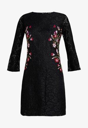 BERGEN - Korte jurk - black