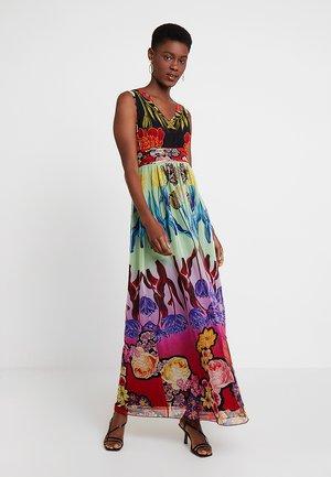 HELSINKI DESIGNED BY MR. CHRISTIAN LACROIX - Robe longue - multi coloured