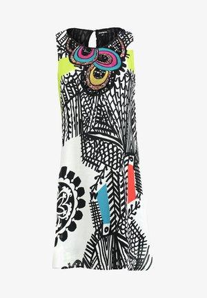 NATALIA DESIGNED BY MR. CHRISTIAN LACROIX - Kjole - blanco