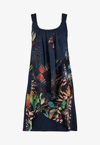 Desigual - BUTTERFLY - Sukienka letnia - azafata - 5