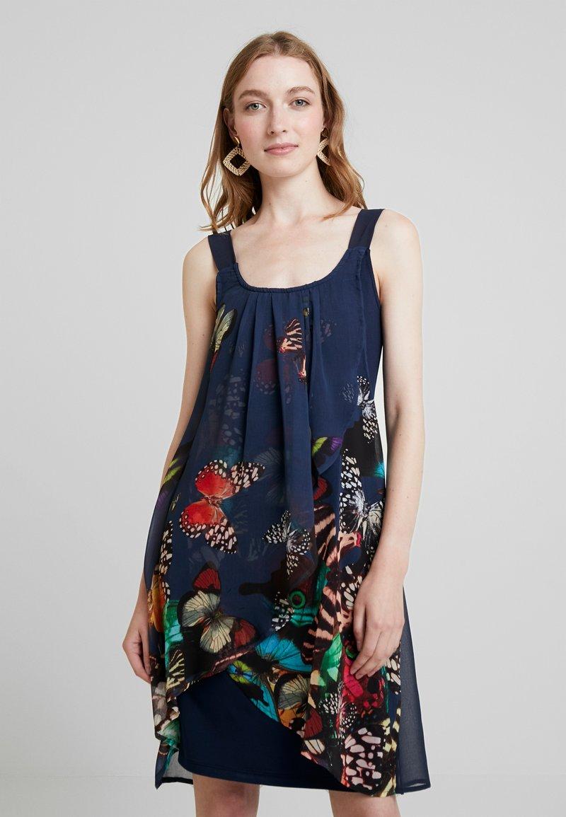 Desigual - BUTTERFLY - Sukienka letnia - azafata