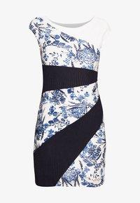 Desigual - VEST DETROIT - Day dress - marino - 3