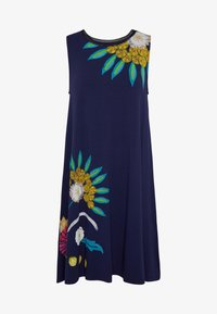 Desigual - LOVE OTHERS - Jerseykjole - navy