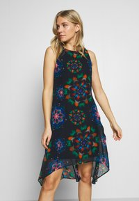 Desigual - VEST CLAIR - Sukienka letnia - multi-coloured - 0