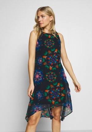 VEST CLAIR - Korte jurk - multi-coloured