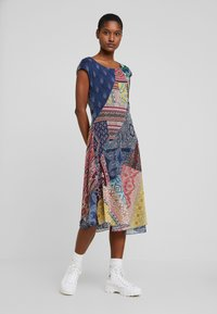 Desigual - VEST MONICA - Day dress - tutti fruti - 0