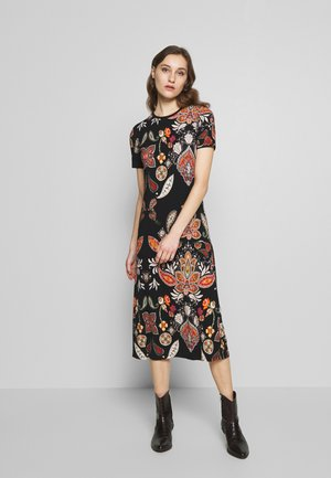 MISURI - Jersey dress - multicoloured