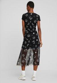 Desigual - AUSTIN - Korte jurk - black - 3