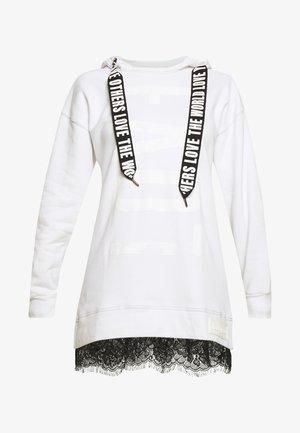 WHITE LOVE - Robe d'été - blanco