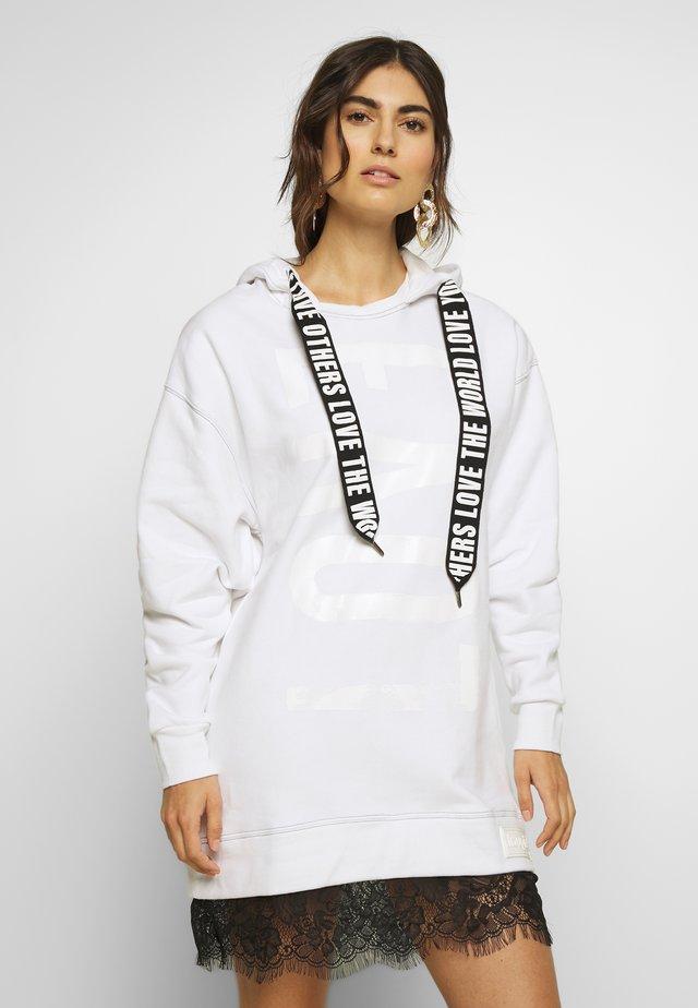 WHITE LOVE - Day dress - blanco