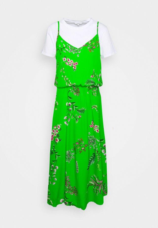 VEST NEIDA - Sukienka letnia - lime green