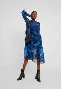 Desigual - VEST ORLEANS - Day dress - navy