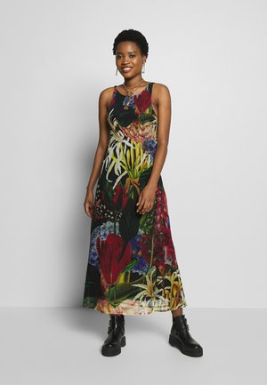 DESIGNED BY MR. CHRISTIAN LACROIX VEST ALIVE - Maxi dress - tutti fruti