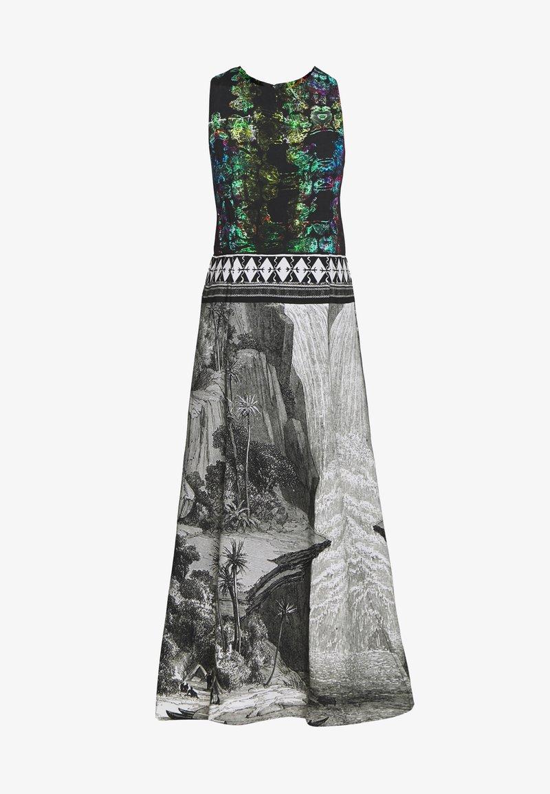 Desigual DESIGNED BY MR. CHRISTIAN LACROIX COOPER - Vestito lungo - multicoloured bIU2Pj per la promozione