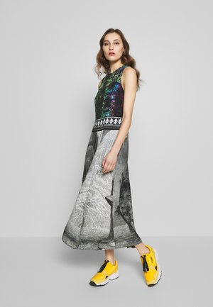 DESIGNED BY MR. CHRISTIAN LACROIX COOPER - Maxi-jurk - multicoloured