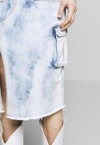 Desigual - TOUCH THE SKY - Denim dress - denim medium light - 5
