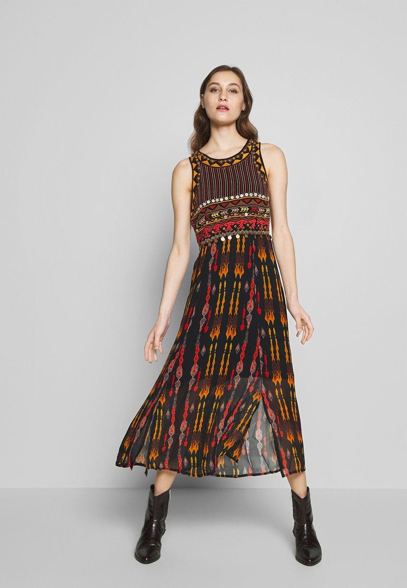 Desigual - SIDNEY - Vestido informal - multicoloured