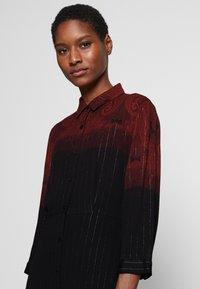 Desigual - VEST LIONEL - Maxi dress - marron tierra - 4