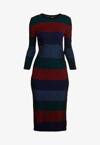 Desigual - TAMARA - Vestido de punto - multi-coloured - 4