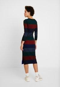 Desigual - TAMARA - Vestido de punto - multi-coloured - 3