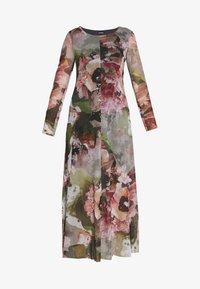 Desigual - VEST ARLES - Maxi šaty - green - 5