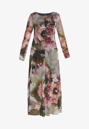 VEST ARLES - Maxi šaty - green